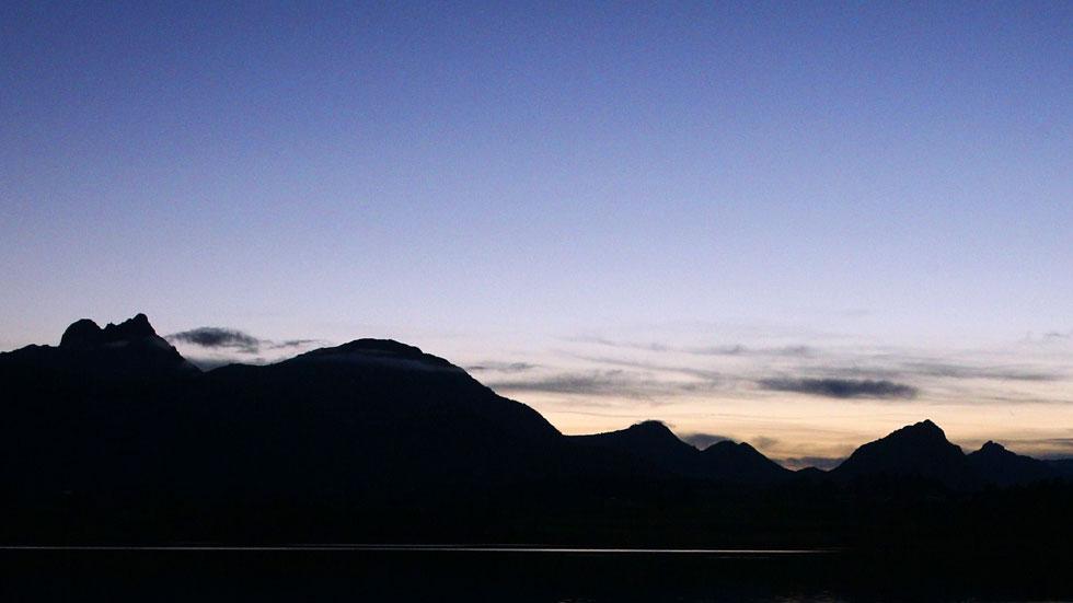 Intervalos nubosos en el extremo oriental peninsular