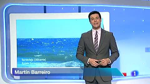 Intervalos nubosos en el norte de Galicia y Cantábrico