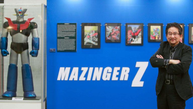 Intro de la serie 'Mazinger Z' en español