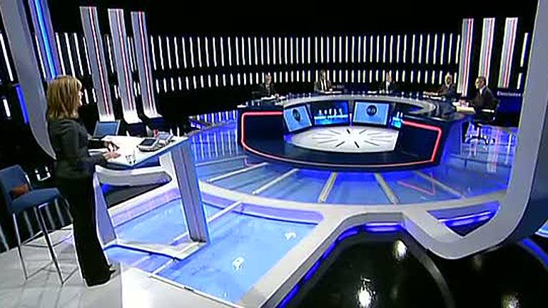Introducción del Gran Debate a cinco en TVE