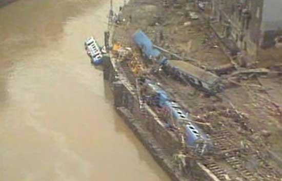 Inundaciones en Bilbao en 1983