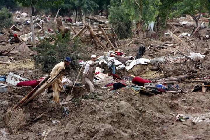 Más de 1.100 muertos y 2,5 millones de afectados por las inundaciones en Pakistán 1280912579588