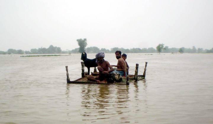 Más de 1.100 muertos y 2,5 millones de afectados por las inundaciones en Pakistán 1281006426606