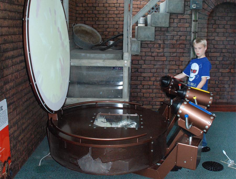 Los inventos de Wallace y Gromit hechos realidad