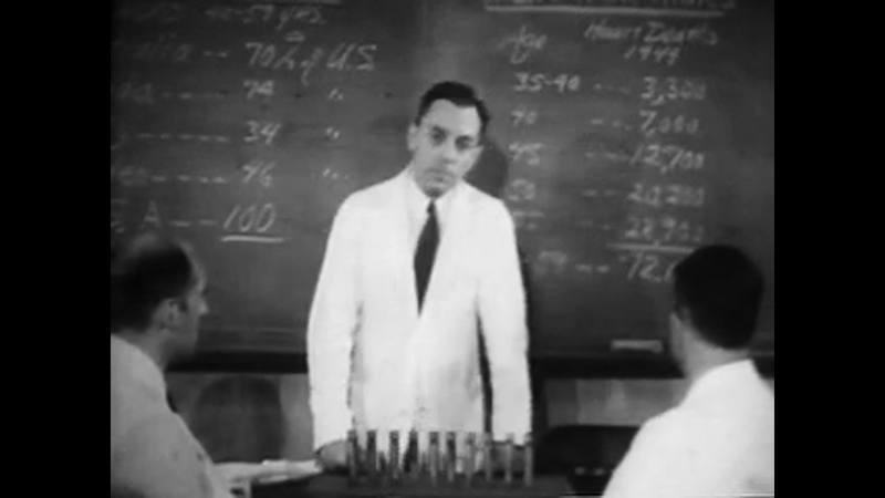 El investigador y patólogo, Ancel Keys
