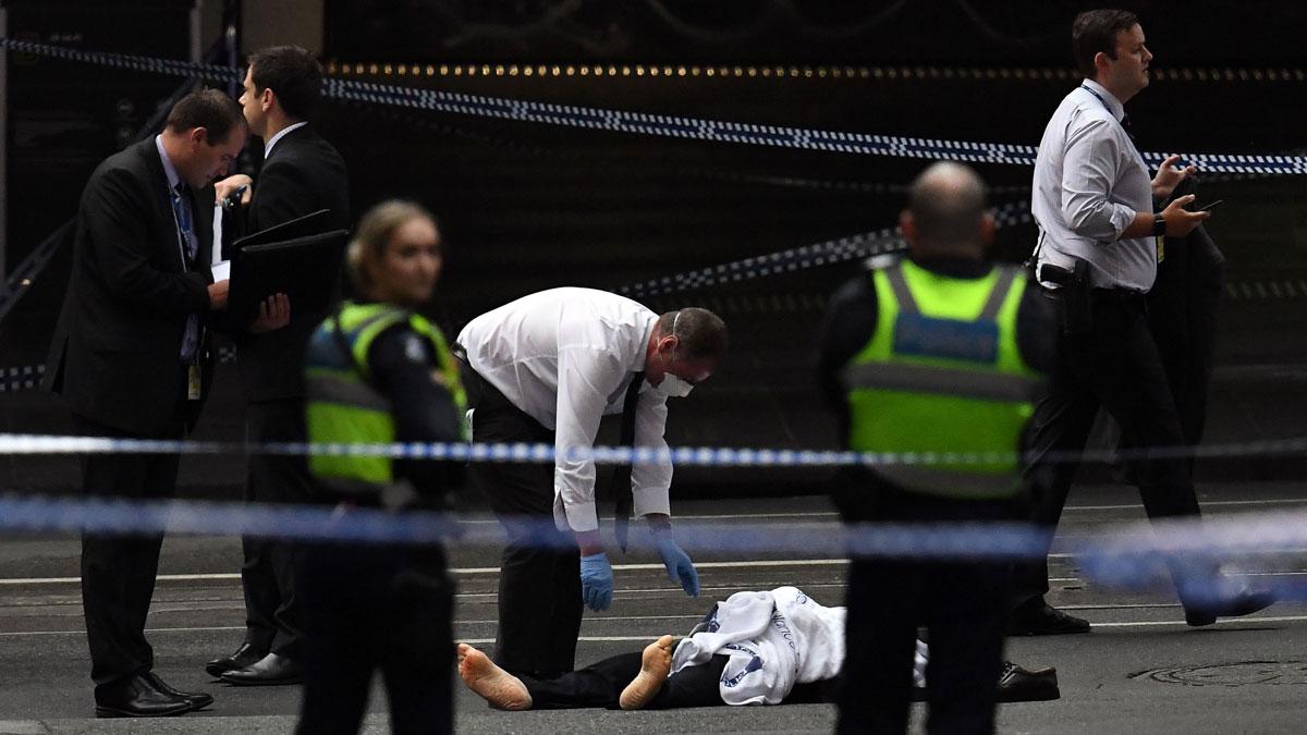 Investigan posible atentado terrorista en Melbourne