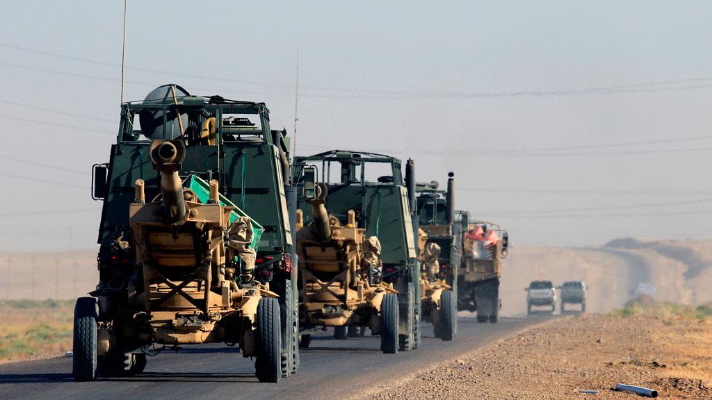 Irak despliega tropas en Kirkuk como respuesta al referéndum de independencia kurdo