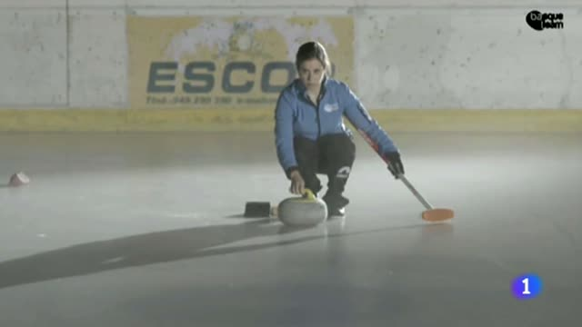 Irantzu García, la española que sueña con ser olímipca en Pekín 2022