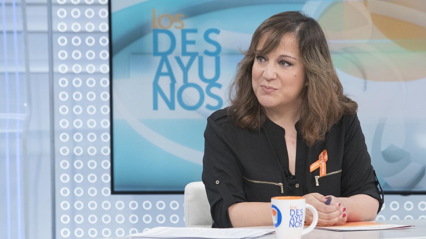 Los desayunos de TVE - Iratxe García, eurodiputada y secretaria para la Unión Europea del PSOE