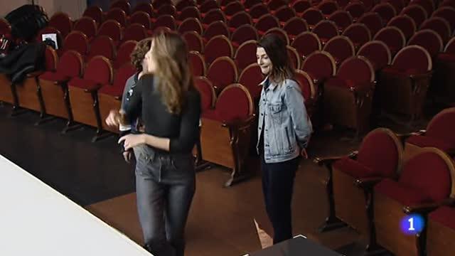 Irene Escolar y Bárbara Lennie se convierten en Hermanas