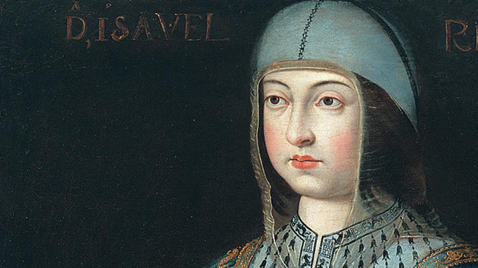 Mujeres en la historia - Isabel la Católica
