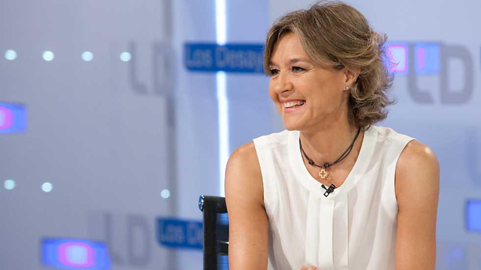 Los desayunos de TVE - Isabel García Tejerina, ministra de Agricultura, Alimentación y Medio Ambiente