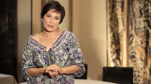 Isabel Gemio pregunta a Pedro Ruiz