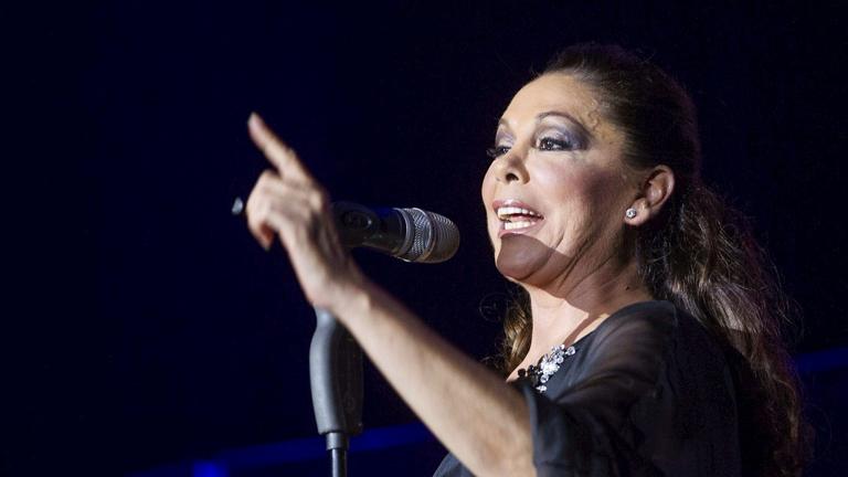 La mañana - Isabel Pantoja cantará en Navidad
