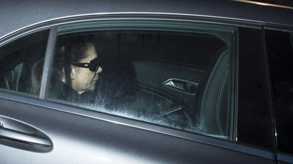 Isabel Pantoja entra en la cárcel de Alcalá de Guadaira para cumplir su pena por blanqueo