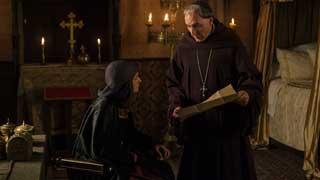 Isabel - Isabel le pide a Cisneros que siga con su legado