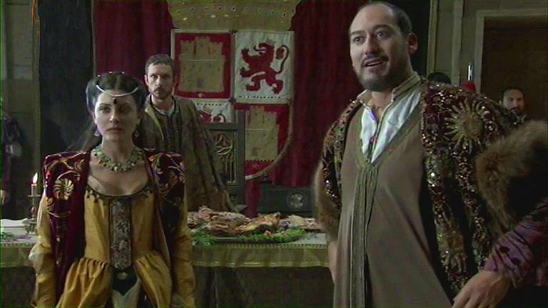 Isabel - Isabel se niega a casarse