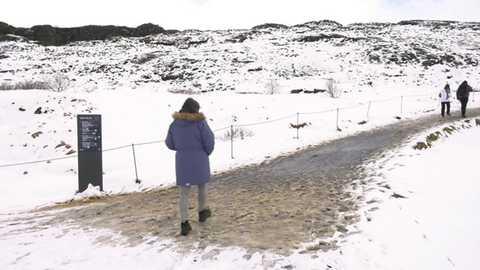 Españoles en el mundo - Islandia, hielo y fuego
