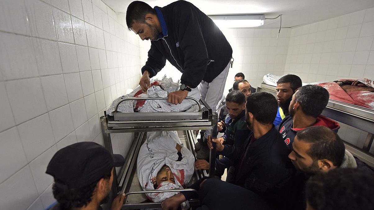 Israel mata a un líder de la milicia de Hamás en una operación encubierta en la franja de Gaza