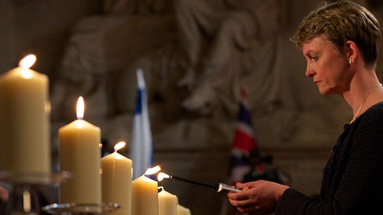 Israel rinde homenaje a las víctimas de la matanza de Munich'72
