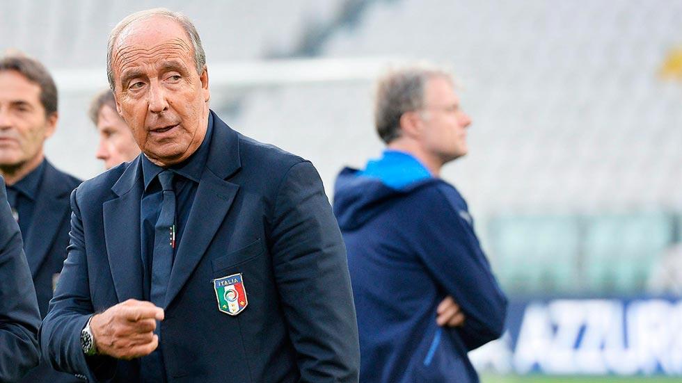 En Italia no esperan sorpresas del seleccionador Ventura