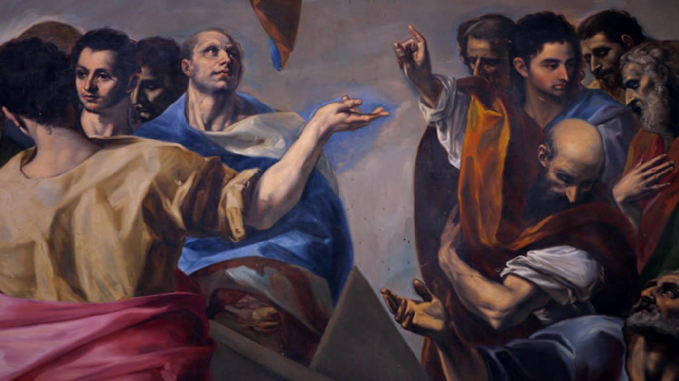 El Greco, alma y luz universales - La Italia soñada