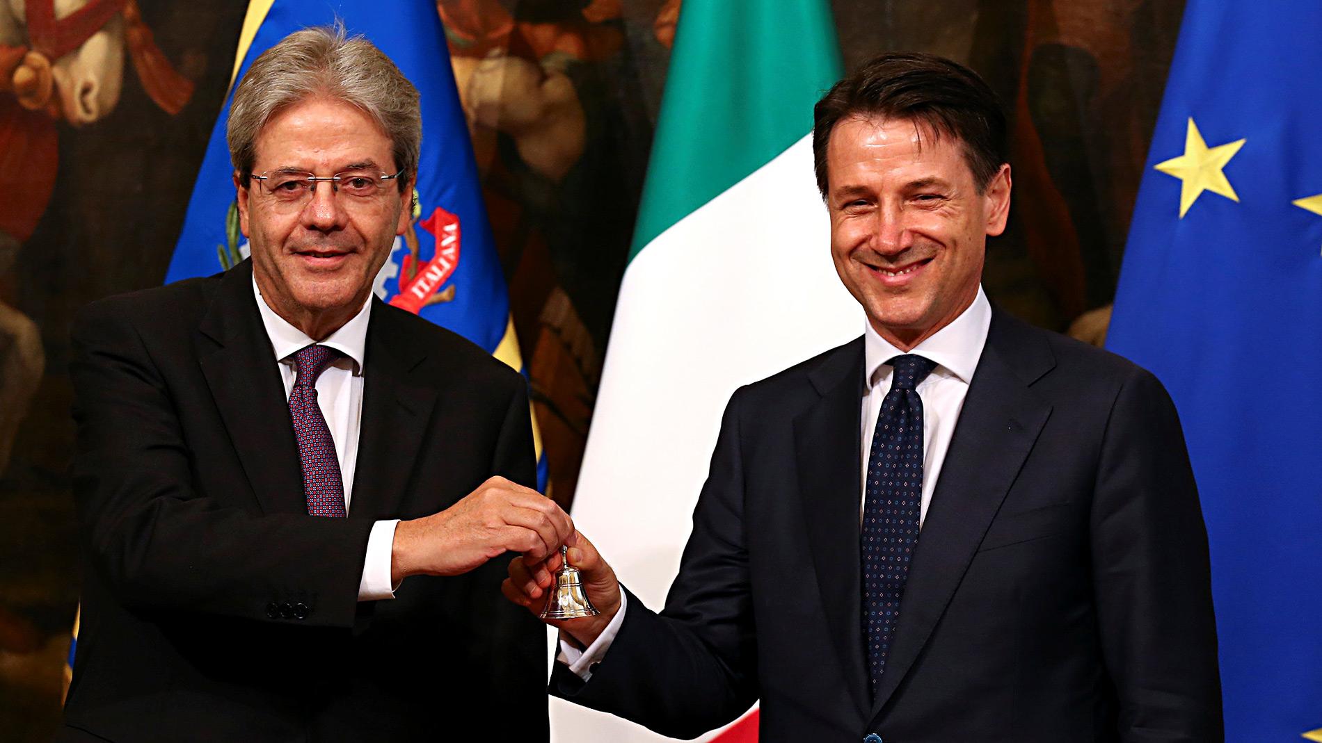 Italia gobierno el gobierno euroesc ptico del movimiento for Noticias del gobierno