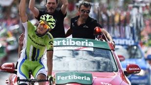 El italiano De Marchi triunfa en Alcaudete