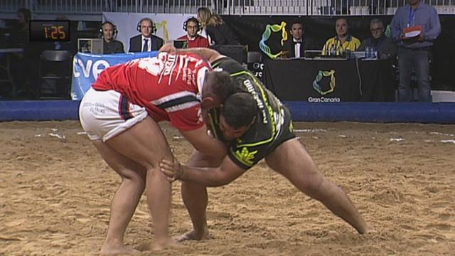 IV Campeonato Absoluto Lucha Canaria - 18/12/2016