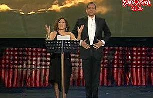 Eurovisión 2008 - El chiki chiki, versión de Lolés León y Boris Izaguirre