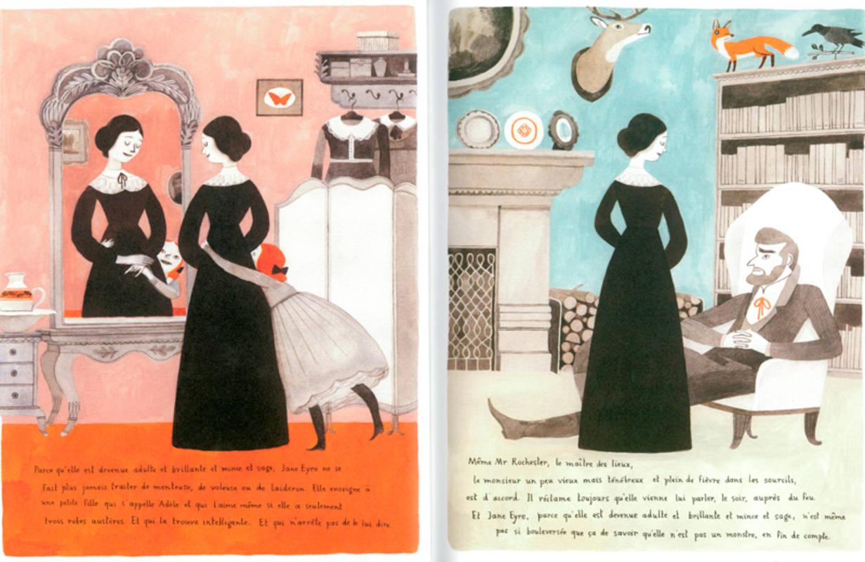 'Jane Eyre' es la tabla de salvación de la protagonista