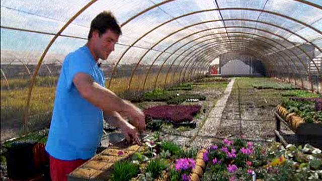 En movimiento con - Jardinería en la Fundación Carmen Pardo-Valcarce