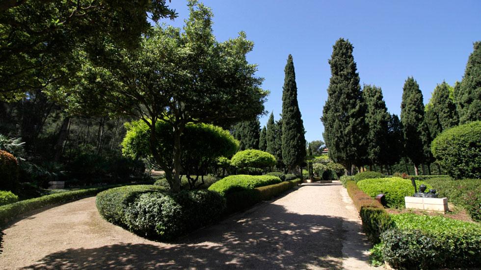 Los jardines del palacio de Marivent se abren al turismo el 2 de mayo