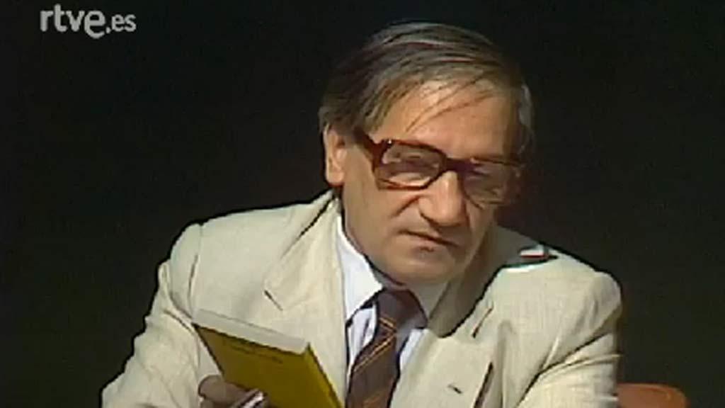 Encuentros con las letras - Jaume Ferran habla sobre Alfonso Costafreda