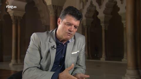 Javier Allué, Comisionado para la lucha contra la despoblación, Gobierno de Aragón