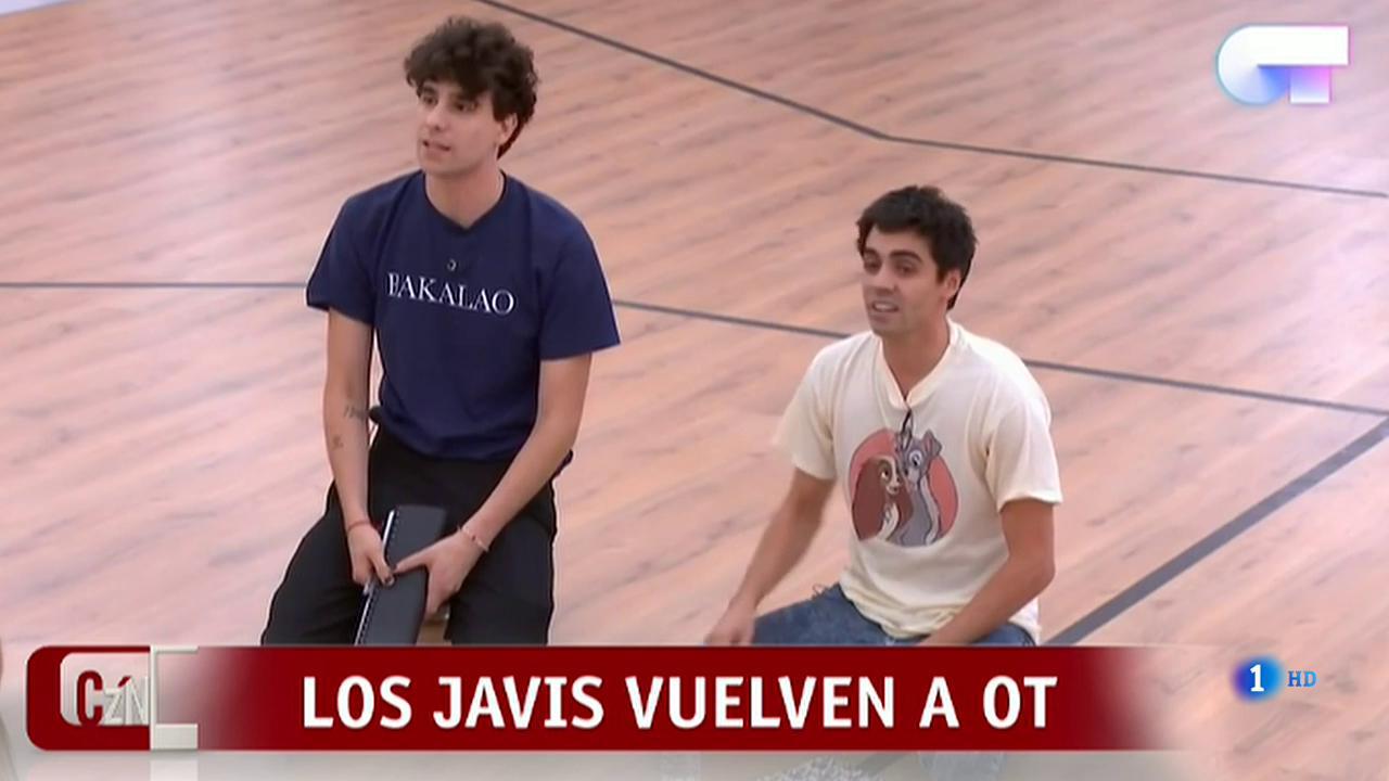 Corazón - Javier Ambrossi y Javier Calvo regresan a la Academia de 'OT 2018'