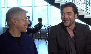 Entrevista a Javier Bardem y Juan Carlos Corazza