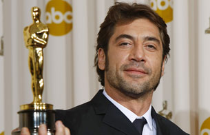 Ver vídeo 'Javier Bardem, Oscar a Mejor Actor (2008)'