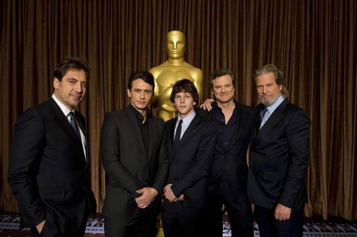Los nominados para el premio Oscar... 1298565290539