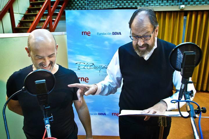 Javier Cámara y José María Pou.