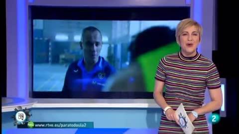 """Para Todos La 2 - Javier Gutierrez, en el equipo de """"Campeones"""""""