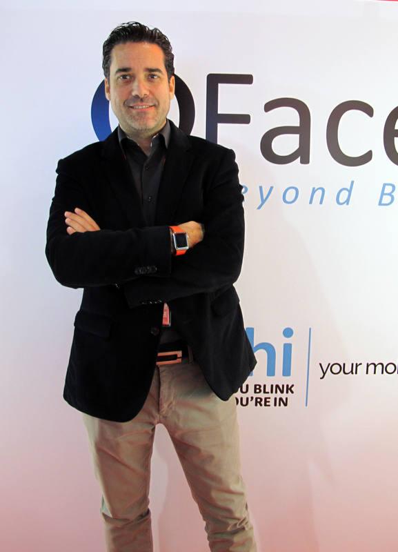 Javier Mira, vicepresidente de FacePhi.