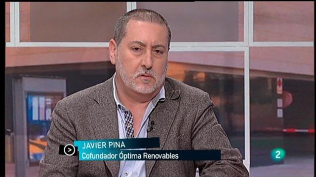 Para Todos La 2 - Entrevista: Javier Pina