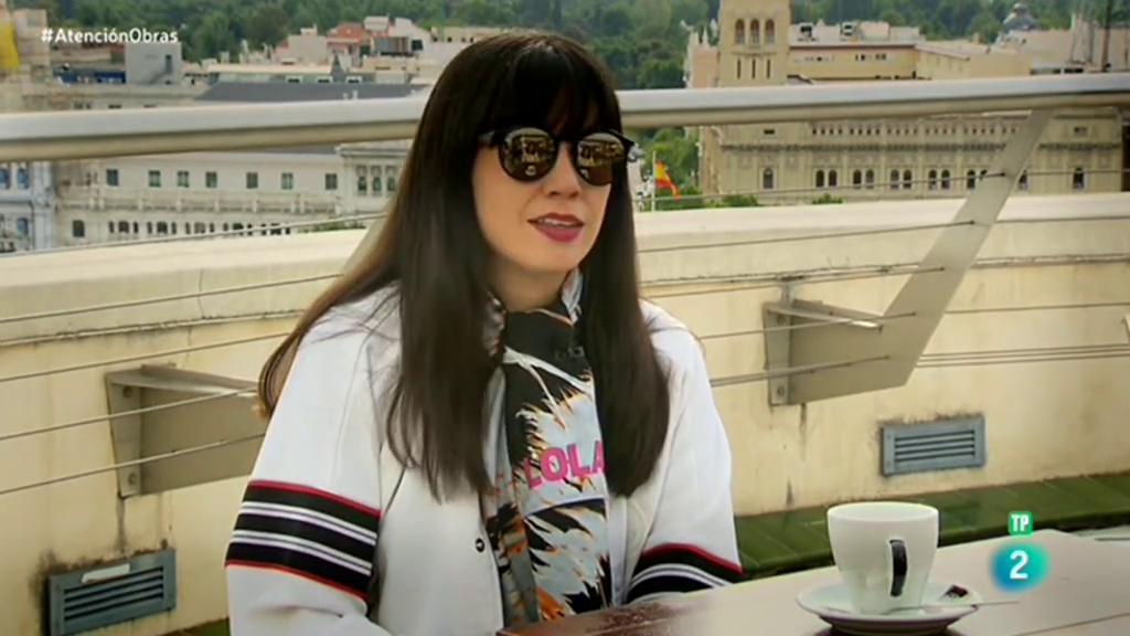 """Atención obras - Javiera Mena en la gira de su último disco """"Espejo"""""""
