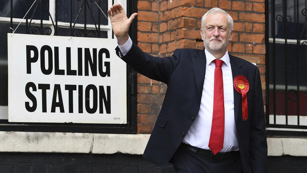Jeremy Corbyn promete en RNE proteger los derechos de los españoles en Reino Unido si es primer ministro