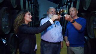Aqui La Tierra - Jerez, tierra de vinos
