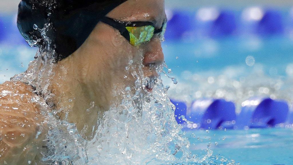 Jessica Vall, a la final de los 200 braza
