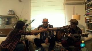 Mapa sonoro - Jesús Ordovás con Amaral, Aba Shanti-I, Atom Rhumba
