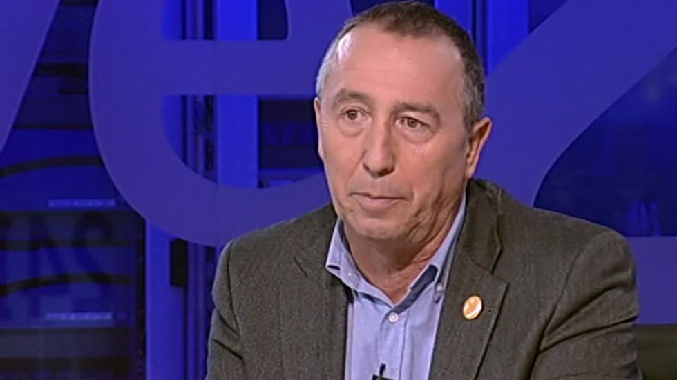 """Joan Baldoví: """"El PP va a perder muchas votaciones en los próximos meses"""""""
