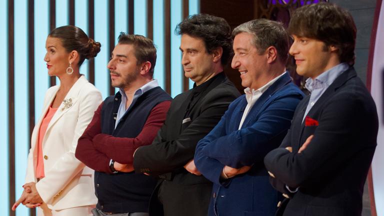MasterChef - Joan y Jordi Roca visitan 'MasterChef' y se convierten en miembros del jurado